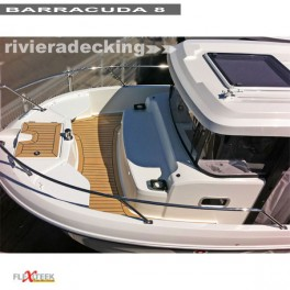 Pack FLEXITEEK BARRACUDA 8